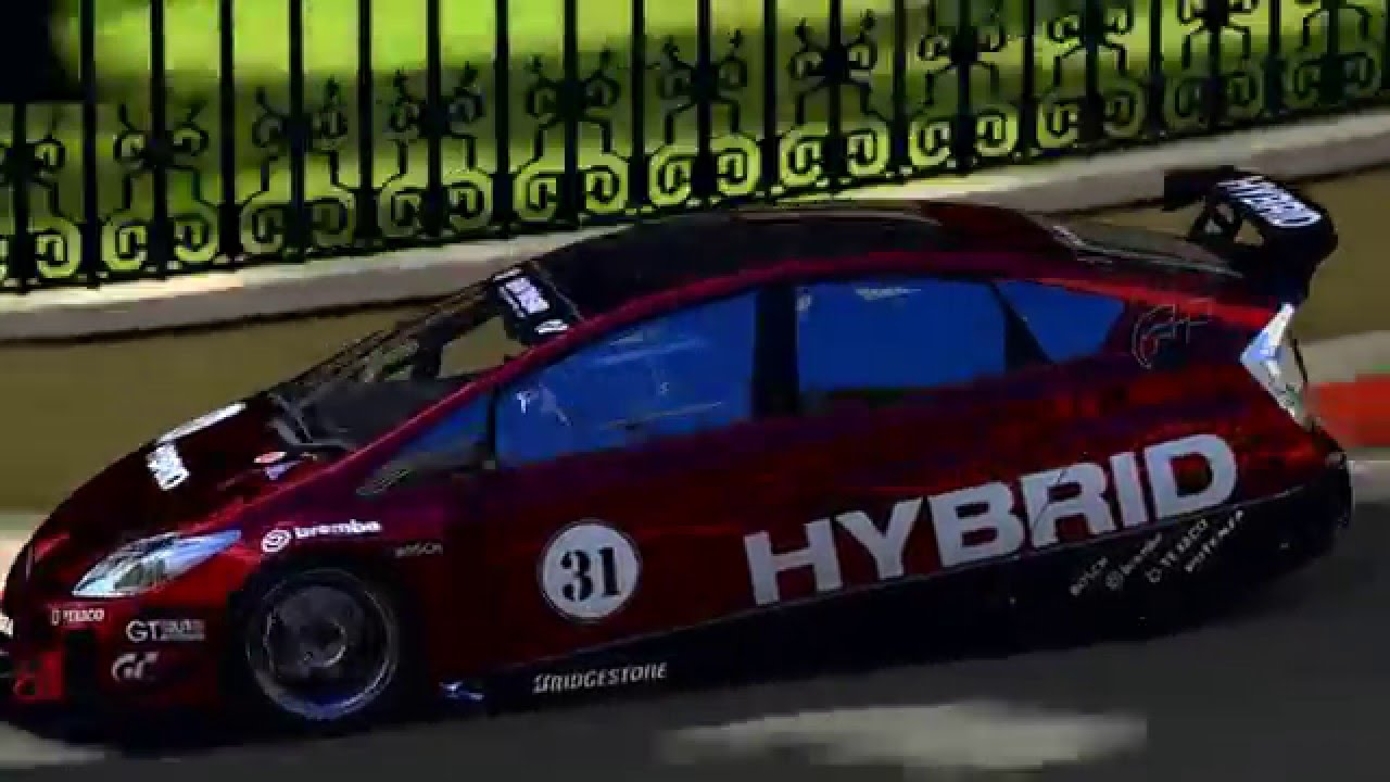 Toyota Prius Touring Car Cote D Azur