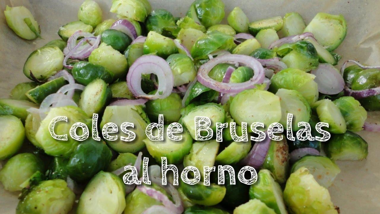 Como hacer coles de bruselas f cil coles de bruselas - Como cocinar coles de bruselas ...