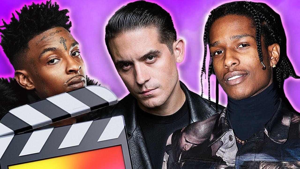 Top 5 MUSIC Video EFFECTS (No Plugins) #2 - Final Cut Pro X