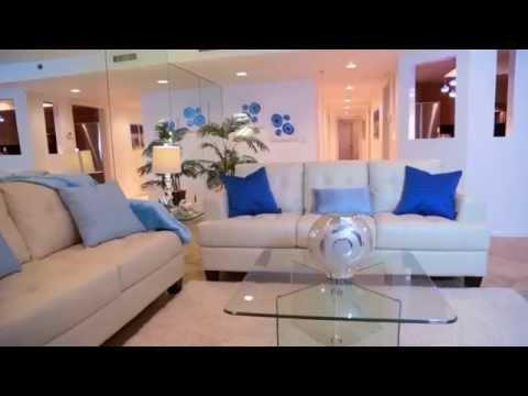 Beautiful Long Beach Ocean Front Condo Walk Through - Olsen Premier Properties & Investments