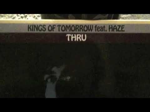 Kings of tomorrow feat. Haze-Thru(Simon Grey vocal rework)