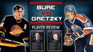 NHL 15 HUT | Legend Player Review: Bure vs Gretzky