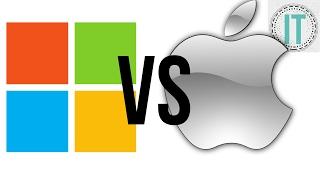 apple vs microsoft vs google