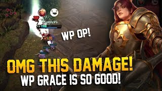 OMG THIS NEEDS A NERF! Vainglory 5v5 Gameplay - Grace |WP| Top lane Gameplay