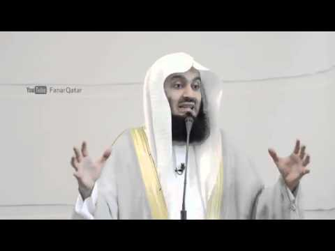 4 Words repeat thrice By Mufti Menk