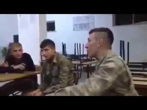 Turkish soldier singing Maher Zain-Ya Nabi...