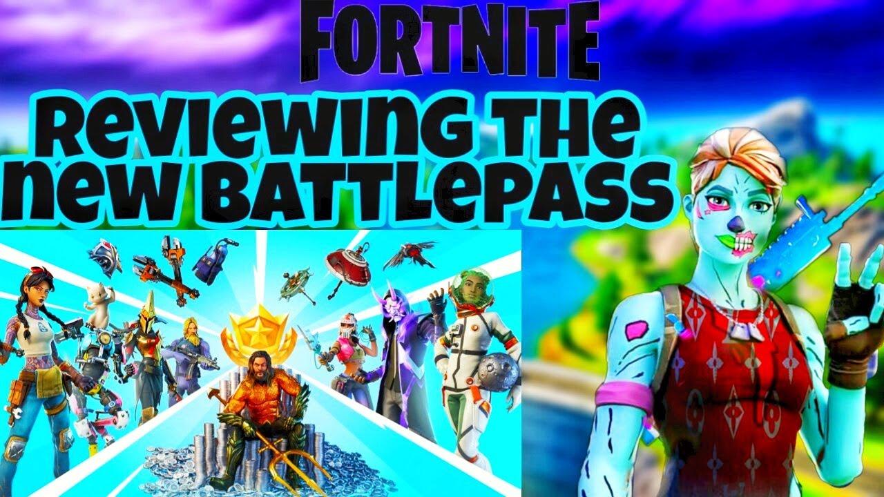 |Fortnite|Chapter 2 Season 3| battlepass review|