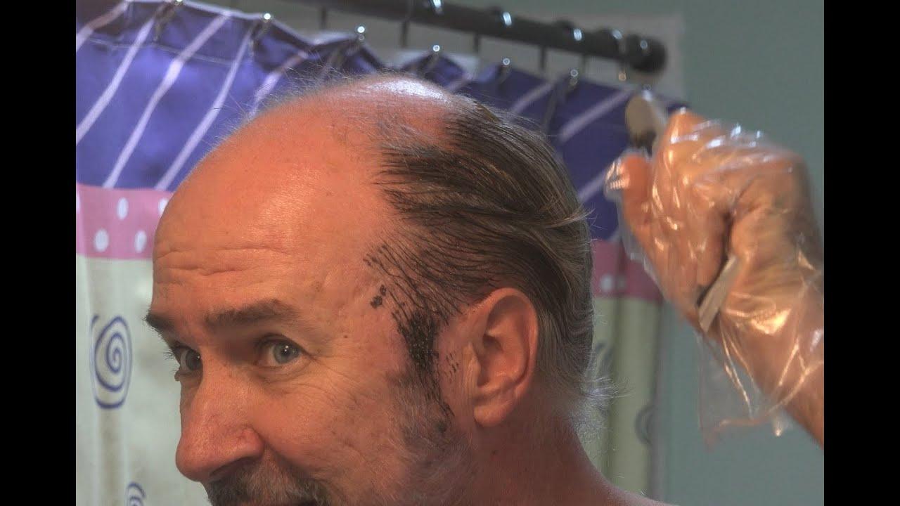 men formula hair dye