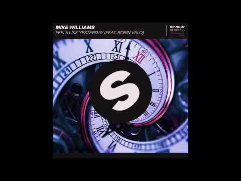 Mike Williams Feat. Robin Valo - Feels Like Yesterday (Extended Mix)