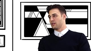 Ryan Guzman On Stalking | NUVOtv