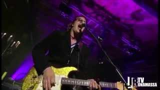 Joe Bonamassa - You Upset Me Baby live at Rockpalast