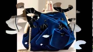 Красивые сумочки из бархатной ткани. Винтажные сумки из бархат ткани(Красивые сумочки из бархатной ткани. Винтажные сумки из бархат ткани. Милые сумочки из бархатной ткани..., 2015-01-31T18:32:18.000Z)