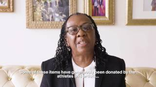 Shawn Carter Foundation x eBay for Charity