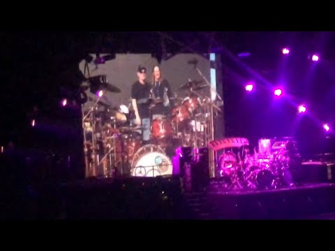 Dana McKenzie - ROCKERS REACT: Tool Drummer Honor Rush's Neil Peart During Concert