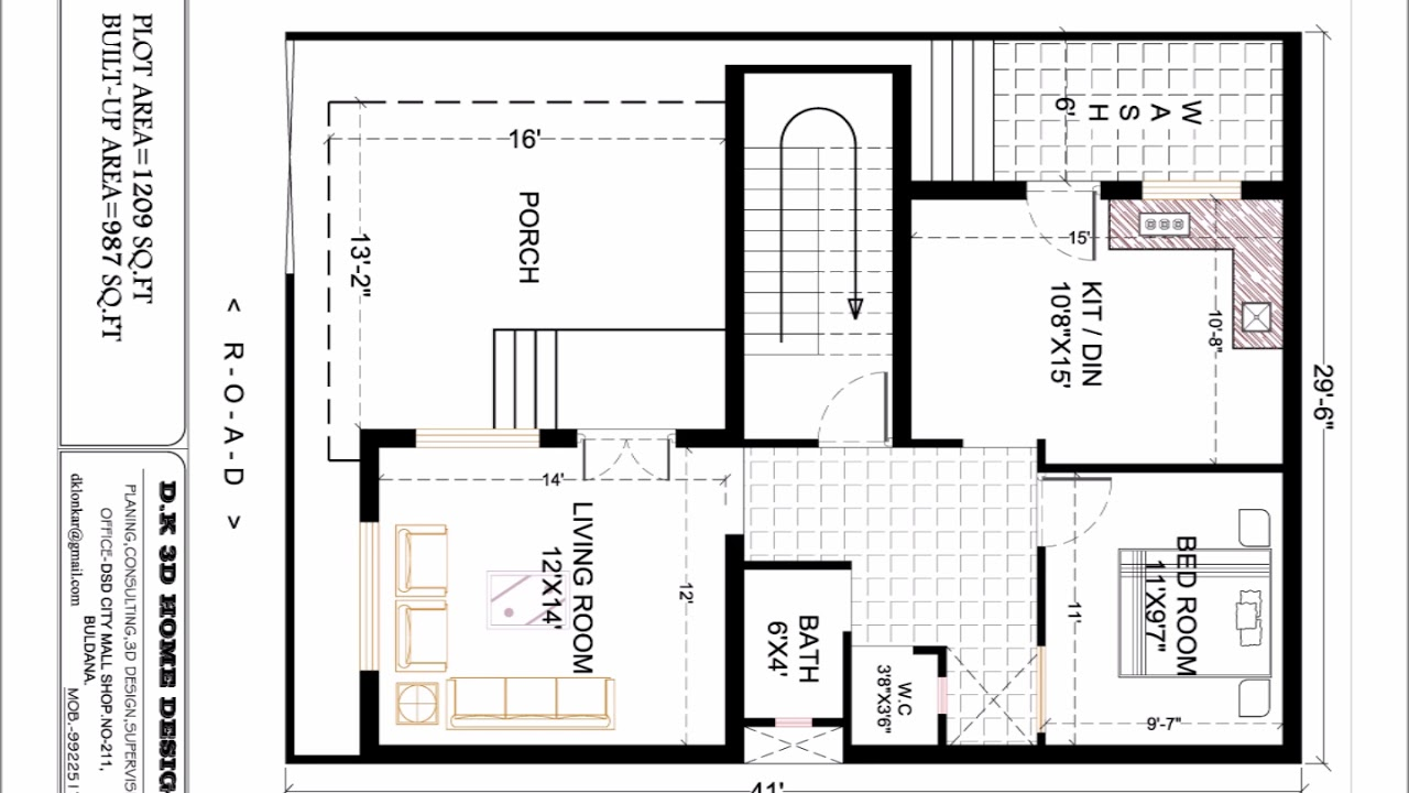 House plan drawing download youtube for Building plan drawing software free