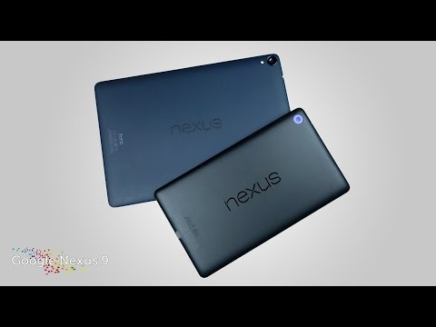 Google Nexus 9 (deutsch) | Test