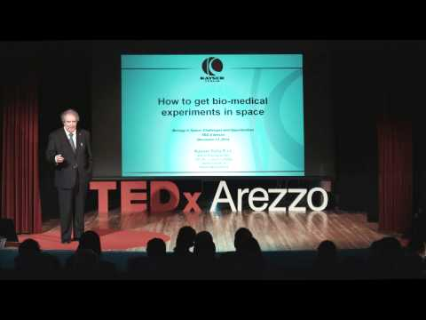 Le vie del mare e le vie del cielo | Valfredo Zolesi  | TEDxArezzo