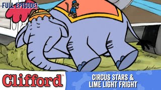 Clifford   Circus Stars   Lime Light Fright (Full Episodes  Classic Series)