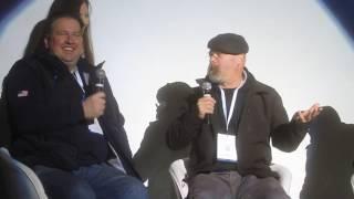 Vernadsky challenge. Украинский конкурс инноваций и Джейми Хайнеман
