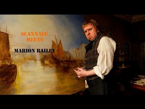 Scannain  with Marion Bailey