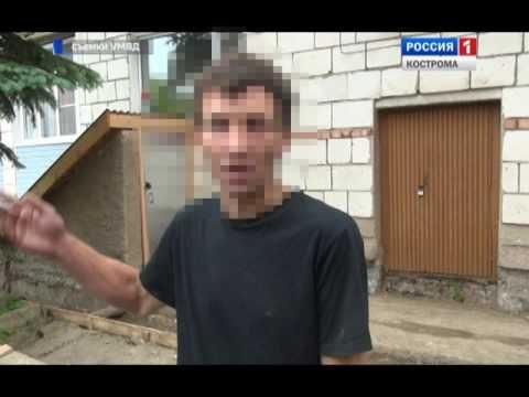 Костромские полицейские нашли виновника смертельного ДТП в посёлке Никольское