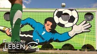 Profi an einem Tag: Fußballgolf | Abenteuer Leben