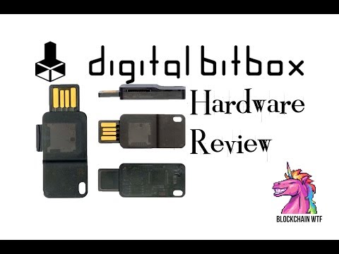 How to use a Digital Bitbox Hardware Review