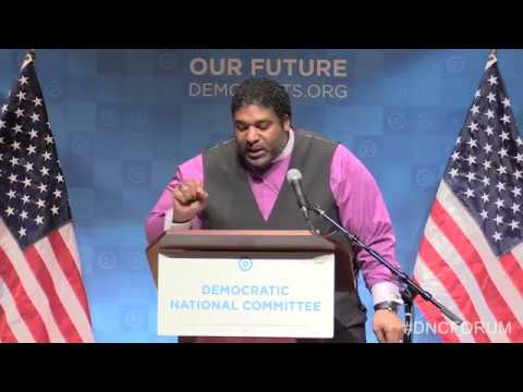 Rev. Dr. William J. Barber, II - Houston DNC Future Forum