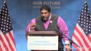 Rev. Dr. William J. Barber, II - Houston DNC Future Forum