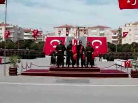 Asker Vatan Borcu da Ankaralı Volkan