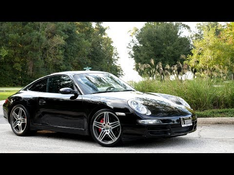 2008 Porsche 911 S Review: My Childhood Dream Car!