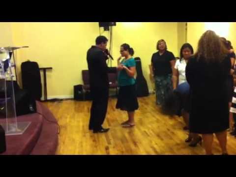 Evangelista Jaime Sanchez, Dios ministrando las vidas