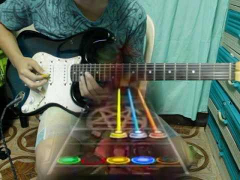 Soy Bomb Guitar Cover (Guitar Hero 2)