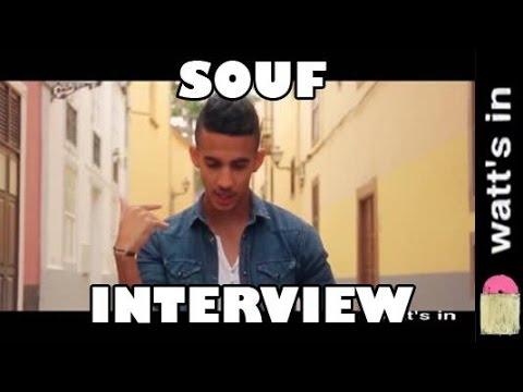 Souf : Mi Amor Interview Exclu