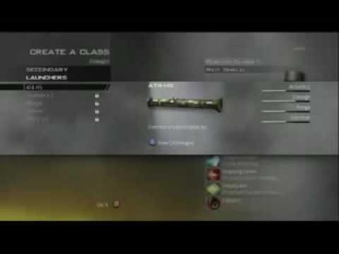 Modern Warfare 2 some WeapoNs