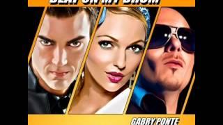 Gabry Ponte  Beat On My Drum ft  Pitbull & Sophia Del Carmen Tacabro Remix