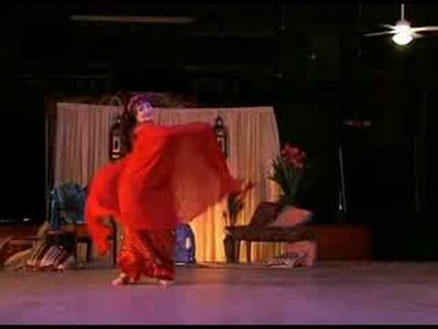 Tapestry Belly Dancers with Amara Al Amir
