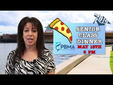 May 3rd, 2019 PBMA Weekly Update with Mrs. Cooper - Palm Beach Maritime Academy in Lantana, Florida