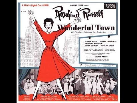 Wonderful Town: Quiet Girl  Gaynes · Engel · Orchestra