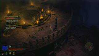 Diablo 3, gameplay Historia 3, La catedral nivel 1
