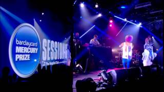 "Basement Jaxx Perform ""Unicorn"" at 2014 Mercury Prize"