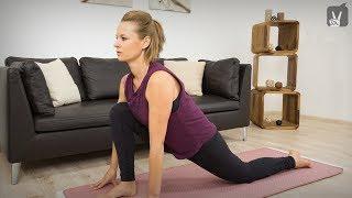 4 Wochen Yoga Challenge: Anfängerkurs mit Karo Wagner 1/4