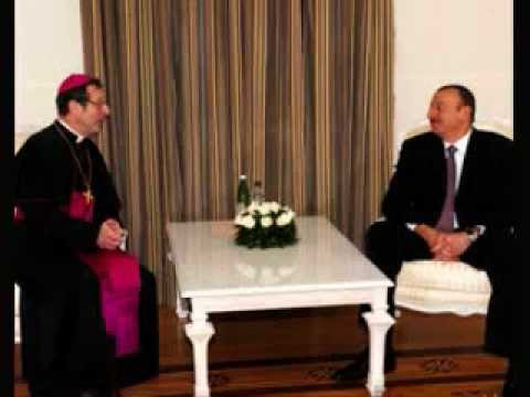 Azerbaijan - Aliyev's Clan in Spiritual Business with the Pope in Vatican