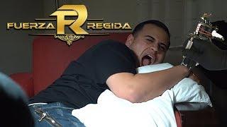 FUERZA REGIDA GETS MATCHING TATTOOS!