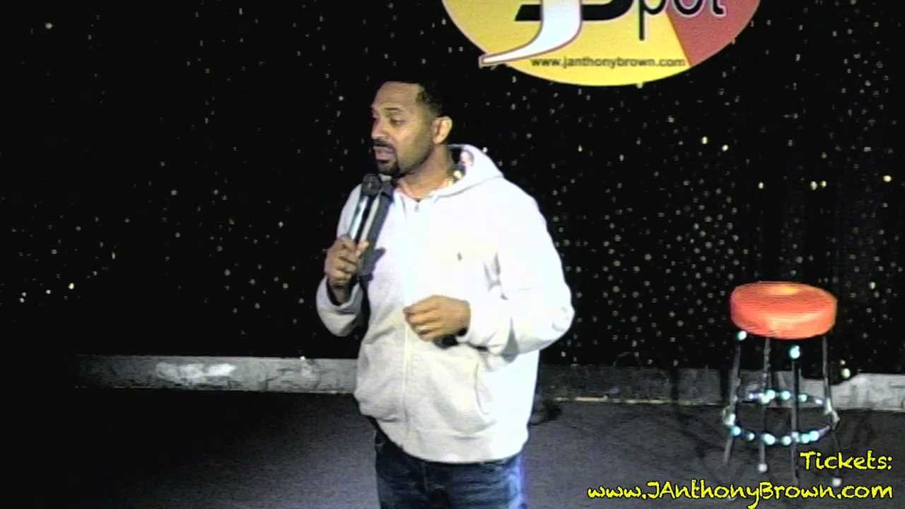 MIKE EPPS Performs LIVE at the J. Spot Comedy Club