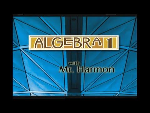 Grade 9 Algebra 1