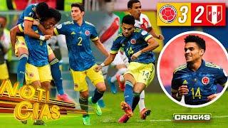 COLOMBIA VS PERÚ (3-2) TERCEROS de la COPA AMÉRICA |