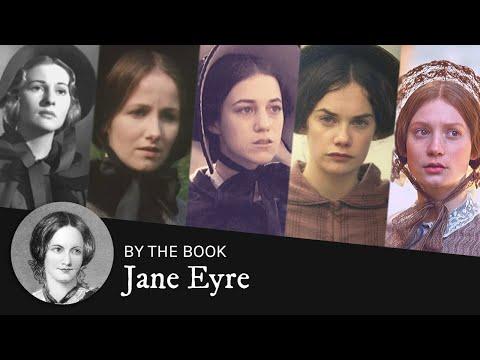 Book vs. Movie: Jane Eyre (1943, 1983, 1996, 2006, 2011)
