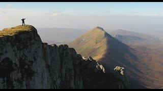 Suva Planina Trem 1810m - Hiking Balkans