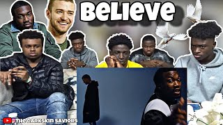 Meek Mill - Believe (feat. Justin Timberlake) | REACTION |